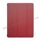for iPad 3 case with OEM design -leather case