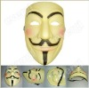New V for Vendetta Anonymous Movie Adult Guy Mask Hot Halloween Cosplay Cool