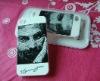 hot design mobilephone cases plastic material