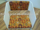 Fixed chair cushion