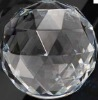 personalized K9/ k5 30mm faceted theme crystal ball
