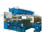 PP PE PC Hollow profile extrusion machine