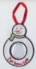 Embroidered Cute Snowman
