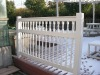 durable pvc fence