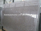 Chinese G635 Pink Granite Slab