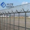 Barbed Airport Wire Mesh Fence