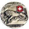 anqique metal animal stronge magnet badge