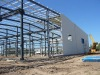 light metal construction workshop steel factory