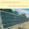 china garden fence gabion box supplier
