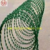 PVC Coated Razor Barbed Wire (ISO9001 manufacture)