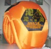 Inflatable football tents