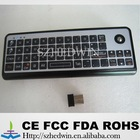 Keyboard Mouse TV Remote Controller