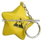 stress toy with key chain