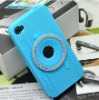 Case for iphone 4, make your mobile phone as a camera looking