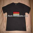 illuminated led t-shirt
