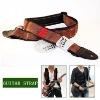 Corduroy Guitar Belt