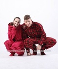 Unisex footed pajamas