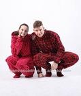 Unisex footed pajamas