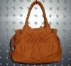newest fashion handbag top quality PU leather ladies bags handbags
