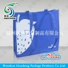 Eco-friendly non-woven shopping bags shoulder handled tote bags GS-100046