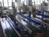 Bag-closing machine and Conveyor