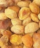 natural dried apricot