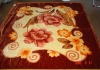 printed polyester blanket
