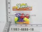 Children plastic fruit toy