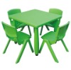 plastic children school table