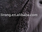 sherpa fabric, garment lining fabric ,textiles fabric