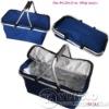 Insulated Folding Shopping Basket
