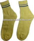 Wintex (SC-003) Unisex 100% cotton sports socks