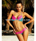 2012 sexy new designs lace swimwear