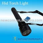 Portable 35W HID Xenon Torch Flashlight