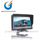 7inch new analog panel (16:9) and(4:3) ! 7 inch car lcd monitor with hdmi input With Digital Screen