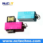 4GB Custom Color Mini USB Flash Memory