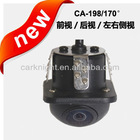 wide angle/waterproof rear view camera