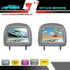 """7"""" Special Car Headrest monitor For AUDI A6L"""