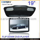 "19"" Car Roof DVD Player with Korea Original DVS DVD loader"