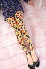 Fashion Seamless all over printing pantyhose