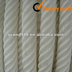 6 strand ship twisted rope ( Nylon PE PA PP)