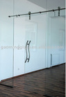 Tempered Sliding Glass Door