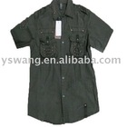 YSW men short-sleeve shirts