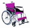 aluminum manual lightweight wheelchair