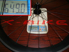 Carbon tubular road wheel VX-5D