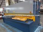 QC12Y Series Hydraulic steel cutting machine