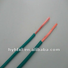 Green PVC Flexible Wire/ Cable Wiring/ Flexible Cable