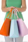New popular mesh shopping bag