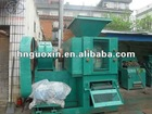 CE approved reliable mechanical structure coal briquette machine