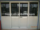 LQ trustworthy worker steel security door